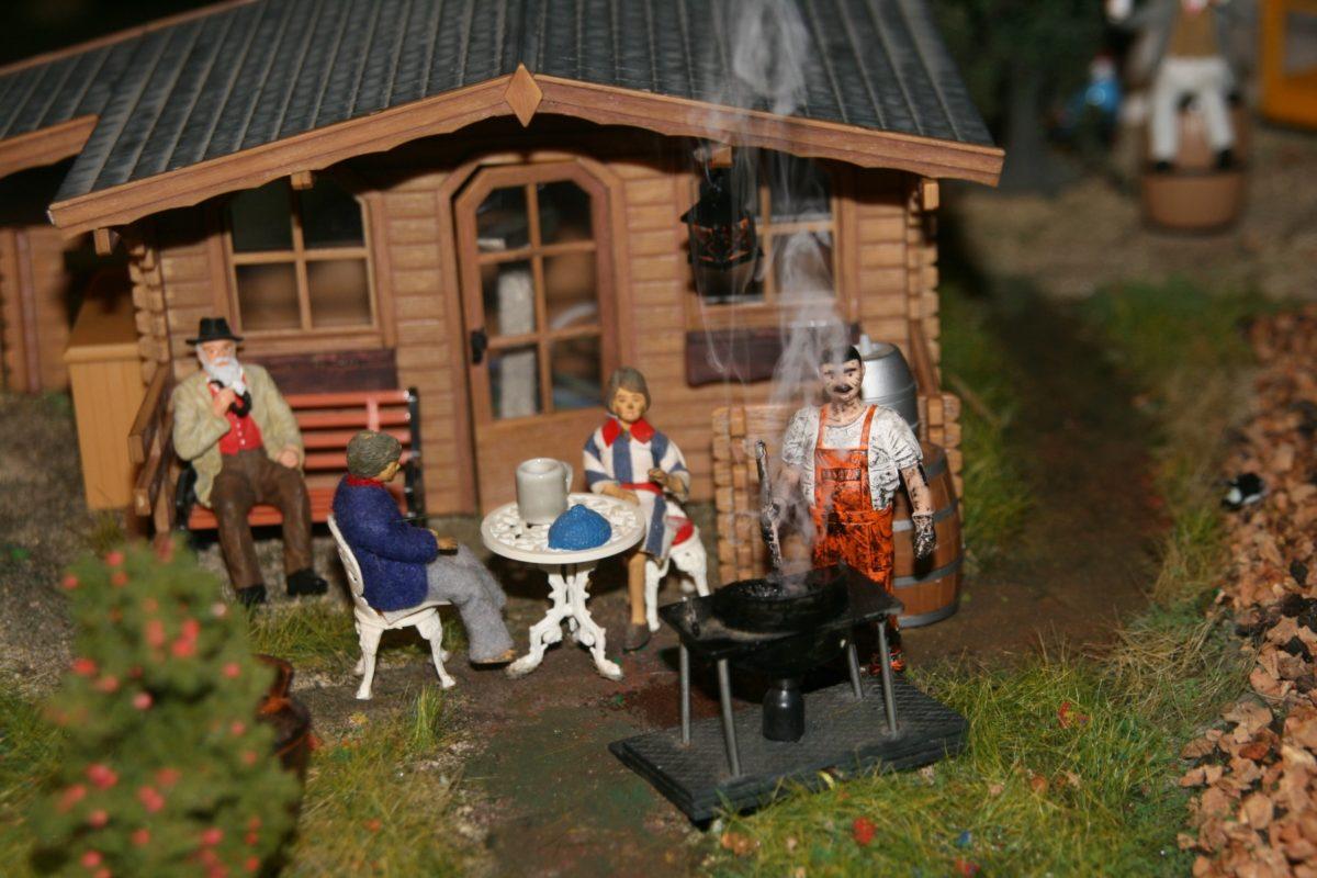 Gartenhaus von Pola